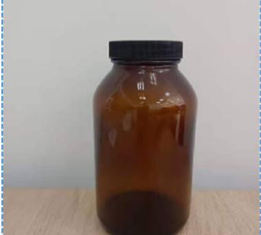 brown glass bottles